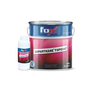 FOX ASPARTHANE® TOPCOAT