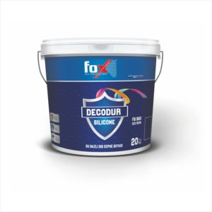 FOX DECODUR SILICONE FB960 Düz