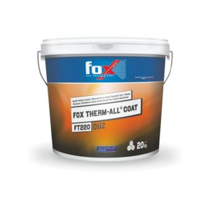 FOX THERM-ALL® COAT FT220 Düz