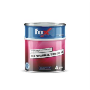 FOX PURATHANE® TOPCOAT WB